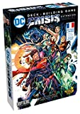 Don't Panic Games - CRISIS Version Française (Extension N°1) - DC Comics Deck-Building Game