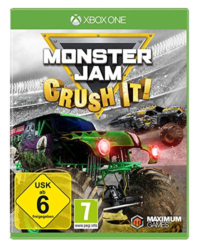 Monster Jam - Crush it! - Jam Monster Spiele
