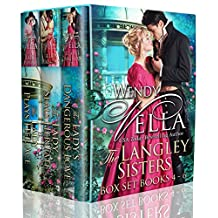The Langley Sisters Collection: (Books 4-6) A Regency Romance Collection (English Edition)