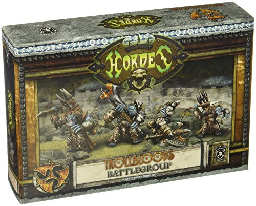 Privateer Press – Hordes – Trollblood: Trollblood realmpool Model Kit (Privateer Press Kräfte)