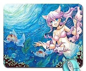 Anime Anime filles Monster High Fille Tapis de souris Tapis de souris d'ordinateur