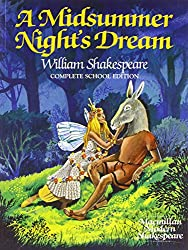 O/P Macmillan Modern Shakespeare Midsummer Nights Dream