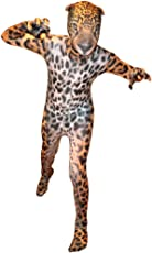 Morphsuits Premium Tier Planet Jaguar Für Erwachsene (XXL)