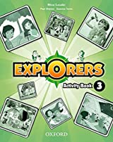 Explorers 3: Activity Book