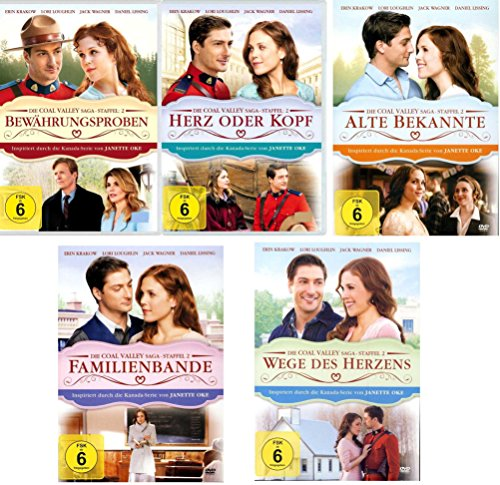 Staffel 2 (+Bonusfilm) (7 DVDs)