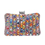 Dinner Female Bag Diamond High-end Banquet Bag Wild Clutch Dress Mini Evening Bag - clutches