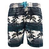 JUTOO 2019 Pantalones de playaPantalón Corto, Pantalones de pantalón, Pantalones Cortos, Pantalones Impresos en 3D para Hombres