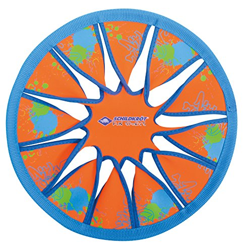 Schildkröt Neopren Disc, Ø30cm, weiche Frisbee, Wurfscheibe, verschiedene Farben wählbar, im Blister -