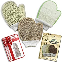 Conjunto de guantes...