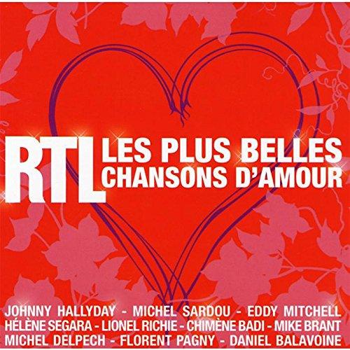 Rtl Les Plus Belles Chansons D'Amour