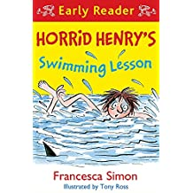 Horrid Henry's Swimming Lesson (Horrid Henry Early Reader)