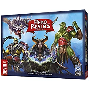 Devir – Hero Realms, juego de cartas (BGHR)