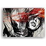 100X 70Cm bastidor imagen Cuadro de lienzo Imagen de impresión sobre lienzo–Madera contrachapada.