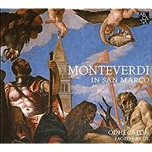 Claudio Monteverdi in San Marco - Geistliche Chormusik