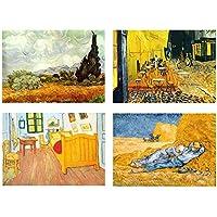 Set 4 Tovagliette Vincent van Gogh (2° versione)