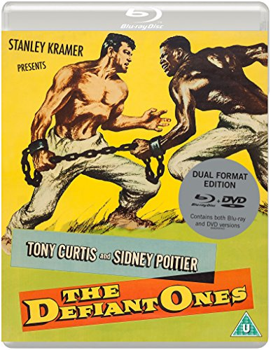 The Defiant Ones (1958) (Eureka Classics) Dual Format (Blu-ray & DVD) edition