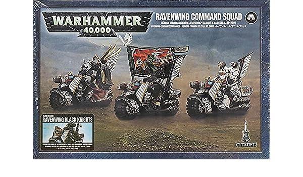 Dark Angels Ravenwing Command CHAMPION ACCESSORY 40K
