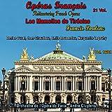 """Les mamelles de Tirésias, FP 125, Act I, Scene 8: """"Elle sort un bobard"""" (Le Gendarme, La Marchande de journaux, Chœur, Le Mari, Presto, Lacouf)..."""