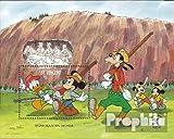 St. Vincent Block88 (kompl.Ausg.) 1989 Walt-Disney-Figuren (Briefmarken für Sammler)