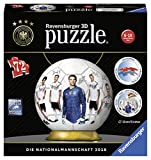 DFB Teamball 72 Teile: Erlebe Puzzeln in der 3. Dimension