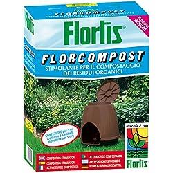 Flortis florcompost stimulierend Kompostierung organischer Rückstände 1500g
