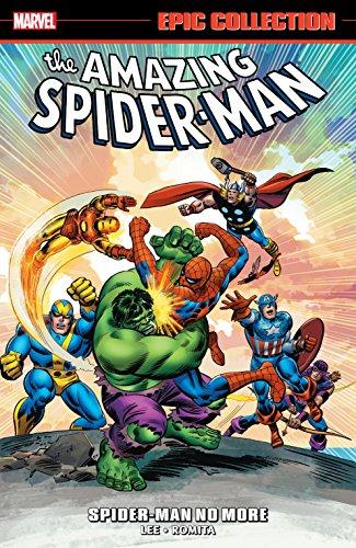 Amazing Spider-Man Epic Collection: Spider-Man No More (Amazing Spider-Man (1963-1998)) (English Edition)