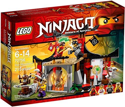 LEGO 70756 - Lego Ninjago Finale im Dojo