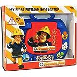 Sam Le Pompier – Mon Premier Ordinateur Portable Sam Le Pompier – Langue Anglaise (Import UK)