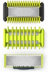 Philips QP620/50oneblade Ersatz Kit Klingen Gesicht/Körper