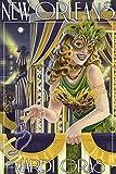 Mardi Gras–New Orleans, Louisiana 9 x 12 Art Print bunt