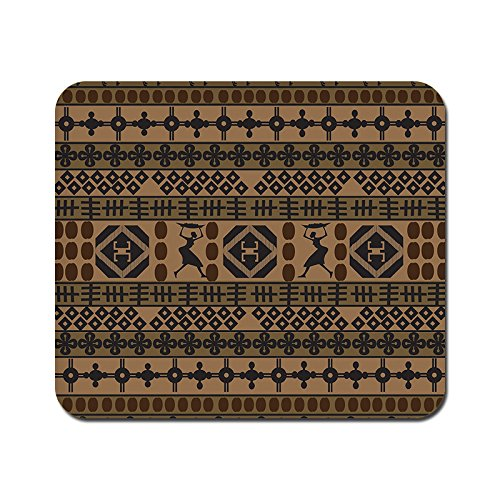 kmltail African Impulse Design Speed Mouse Mat for HP Dell Lenova iball Dragonwar Red Dragon Logitech ibuypower Zebronics Printed Photo Scene Natural Rubber Gaming Mouse Pad Non Slip base-Kmltail  available at amazon for Rs.159