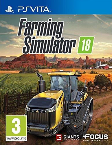 Farming Simulator 18 (PlayStation Vita)