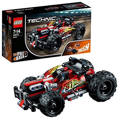 LEGO Technic 42073 - Set für geübte Baumeister