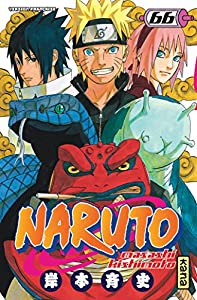 "Afficher ""Naruto n° 66<br /> Protection mutuelle"""