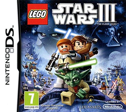 Lego Star Wars III : the Clone Wars [Nintendo DS] (Lego Ds Star Wars 3)