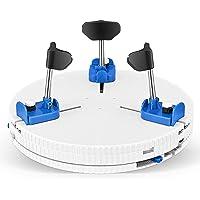 S SMAUTOP Pince de Table tournante pour Machine à poterie Et Outils de réparation de poterie Pince pour Plateau tournant…