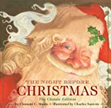 The Night Before Christmas, Mini Edition (A Little Seedling Edition) by Clement Clarke Moore (2011-11-22)