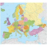 70047 EUROPE PLASTIFIE  1/4M8  100x110 cm