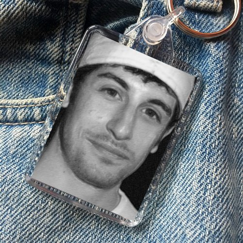 Seasons JASON BIGGS - Original Art Keyring #js005