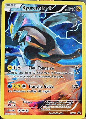 carte Pokémon XY80 Kyurem Noir 120 PV - FULL ART Promo NEUF FR