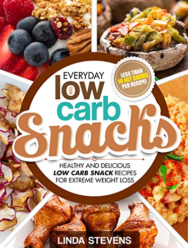 Low Carb Snacks: Healthy and Del...