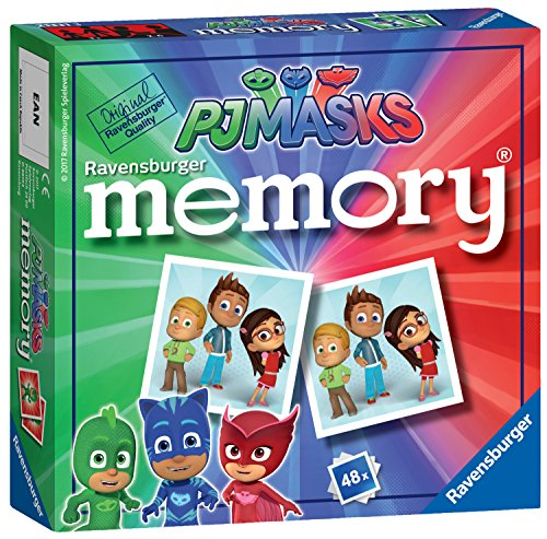 Ravensburger PJ Masks Mini Memory Game