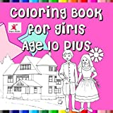 Best Disney Teen Books For Girls - Coloring Book For Girls Age 10 Plus: Great Review