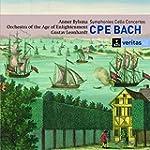 CPE Bach: Symphonies; Cello Concertos...