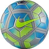 Nike Strike Premium - BPL - Ball Unisex, Silber (Reflect Silver/royal Blue/Black), 5