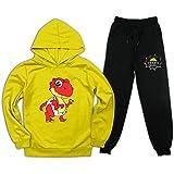 R-ya-n To-y Dino - Conjunto de chándal para niños y niñas