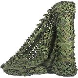 LOOGU Camo Netting, Camouflage Net Blinds Geweldig voor Zonnescherm Camping Schieten Jacht