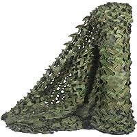 Sitong - Rotolo di reticolato da camuffamento, rete militare da caccia, decorazione con effetto parasole