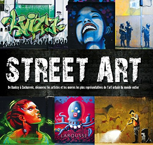Album Street art par Collectif