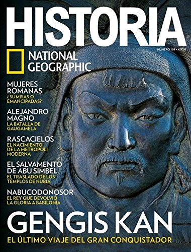 National Geographic. Historia. Agosto 2017 - Número 164